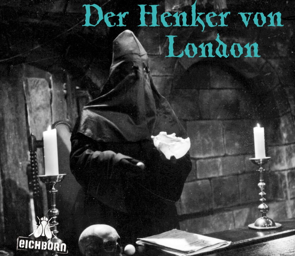 Le bourreau de londres, Der henker von london, Edwin Zbonek, edgar wallace krimi