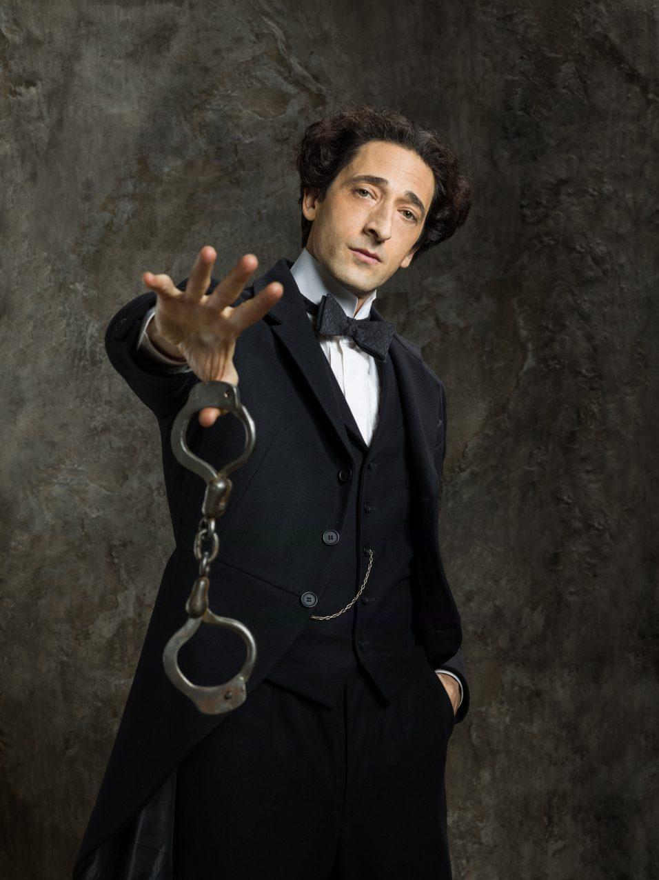 Houdini l'illusionniste 00