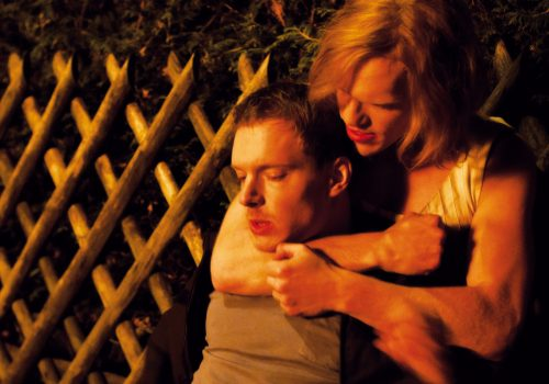Der Samuraï est le second film de Till Kleinert après Lange Nacht (2009), déjà un film d'horreur.