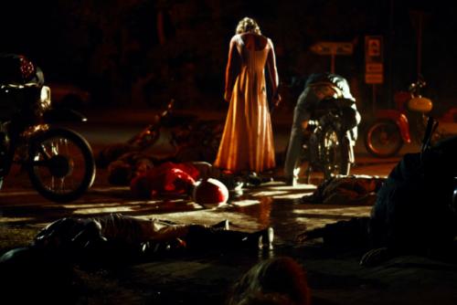 À l'origine de Der Samuraï, on trouve le collectif Schattenkante, composé de la productrice Anna de Paoli et des réalisateurs Linus de Paoli et Till Kleinert. Tous les trois se sont rencontrés à la Deutsche Film und Fernsehakademie (DFFB).